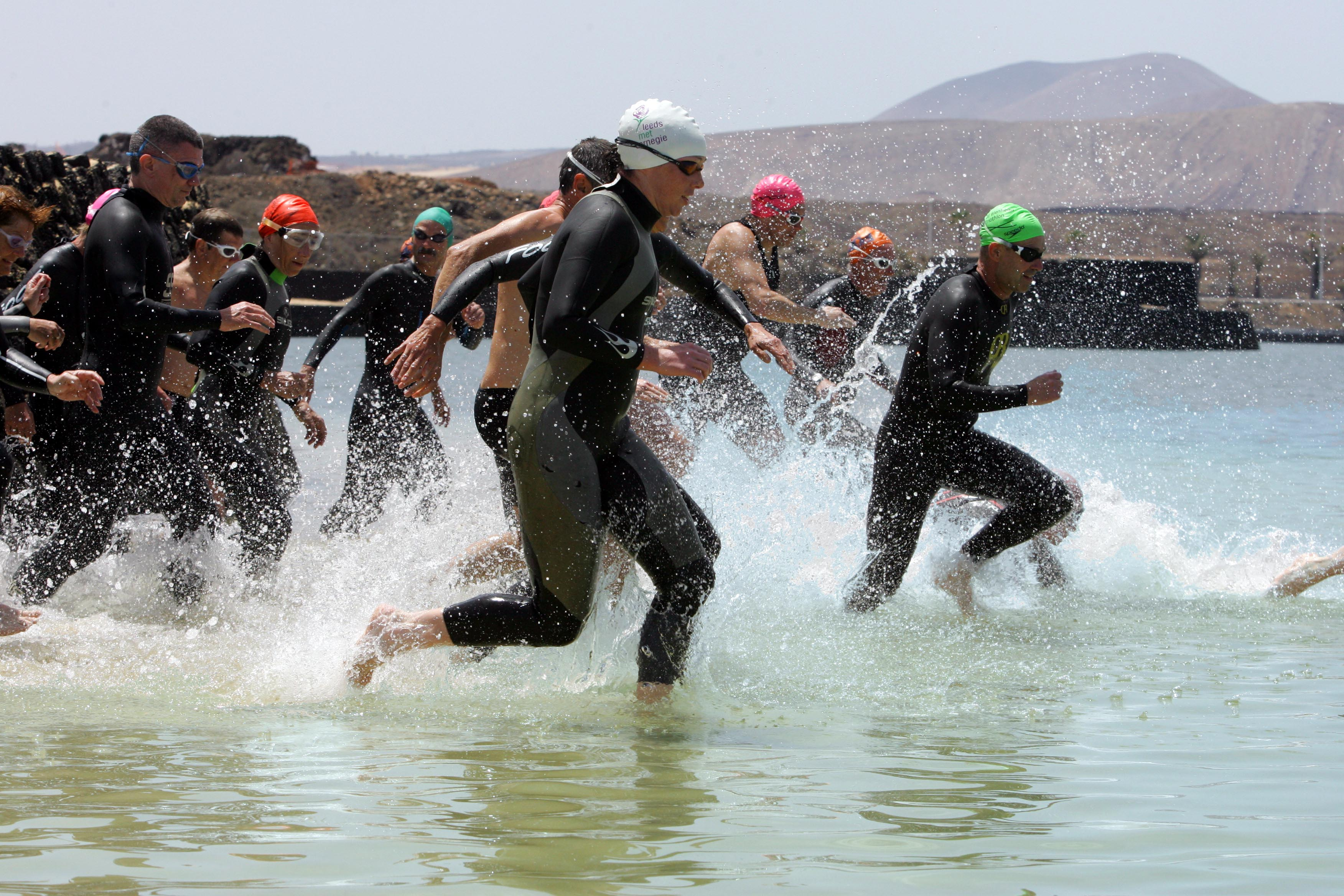 INTERNATIONAL SWIM CAMP FOR TRIATHLETES