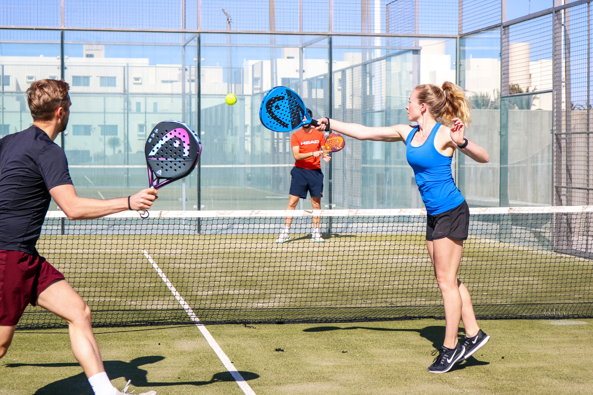 Tennis and Padel Camp with Maria Rasmussen
