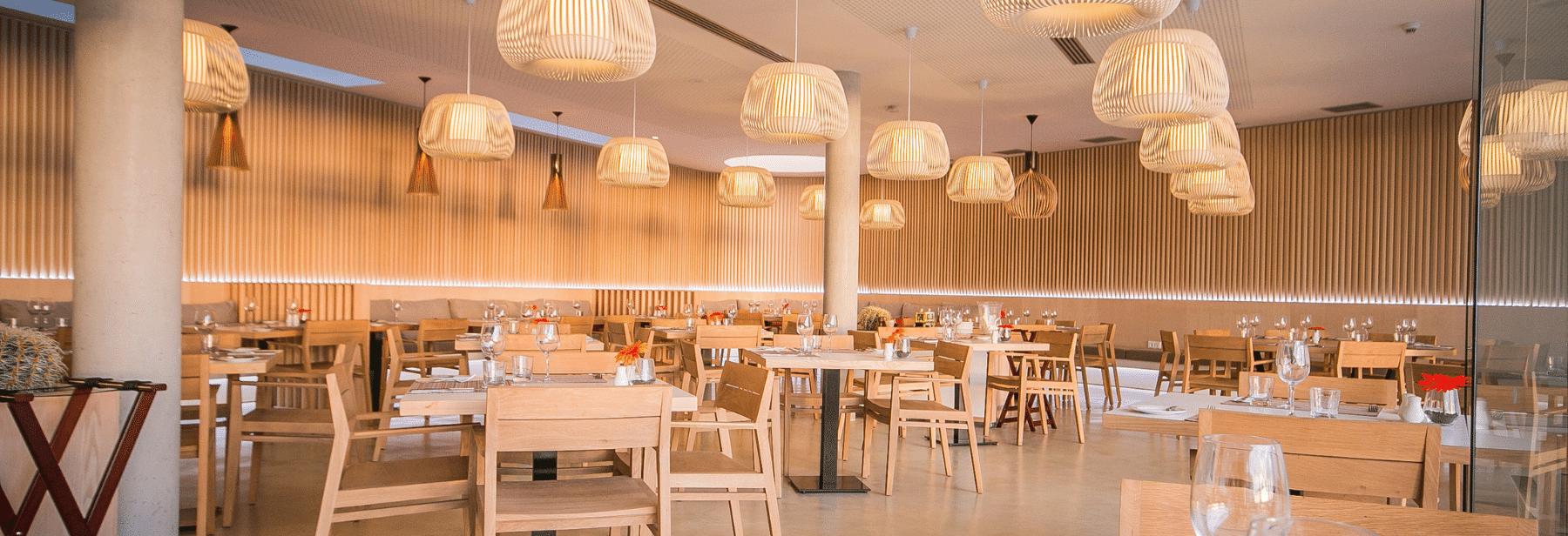 Restaurants at Club La Santa
